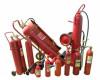 Зависимость количества огнетушителей от категории помещения