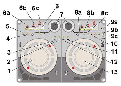 Устройство извещателя систем сенсор