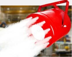 Обзор системы аэрозольного пожаротушения