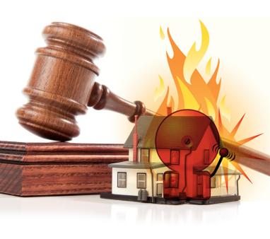 Ответственность за нарушение пожарной безопасности