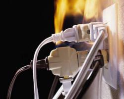Разбор причин пожара в быту и на производстве