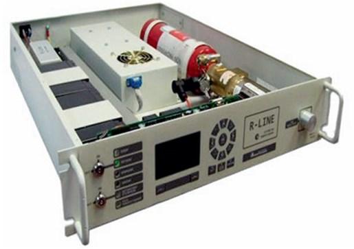Автономное устройство шкафного пожаротушения R-Line (АУШТ - NVC)
