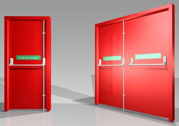 Регламент установки дверей