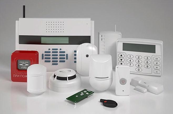 Комплект аппаратуры охранно-пожарной сигнализации модели АСТРА-РИ-М