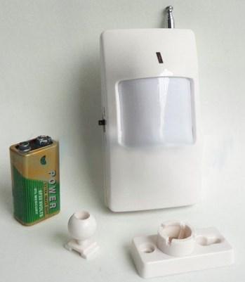 ИК автономный радиодетектор движения