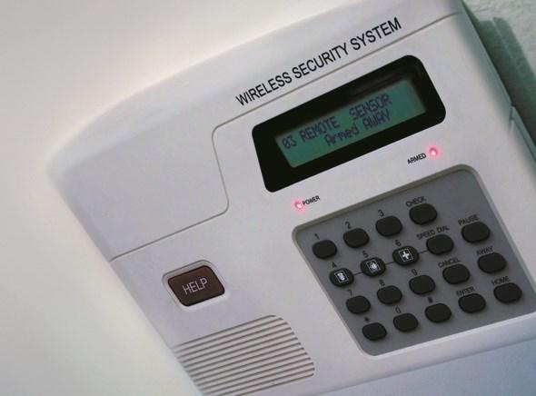 Фото: Клавиатура управления, интегрированная в систему контроля