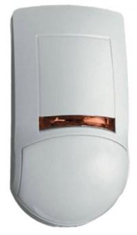 Комбинированный датчик движения модель SRX-100 совмещает ИК и СВЧ детекцию
