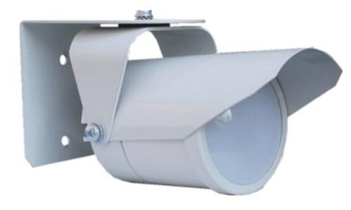 Уличный детектор движения с солнцезащитным козырьком