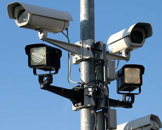 Камеры слежения за автотранспортом