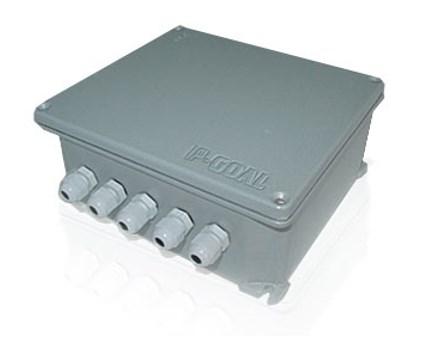 IP-видеосервер выпущенный отечественной компанией СпецЛаб, модель IP-GOAL