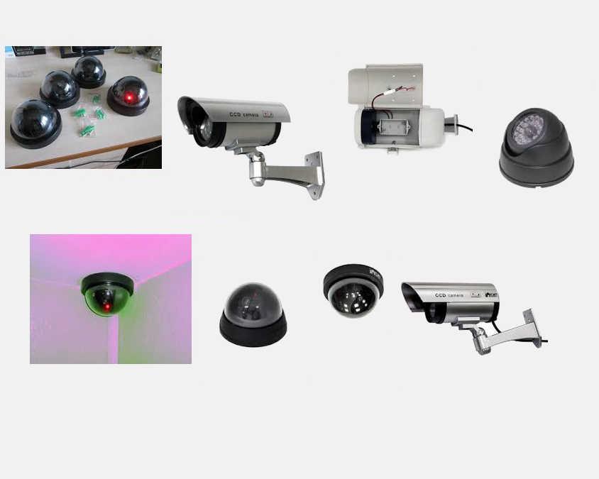 Рациональность выбора муляжа для камер видеонаблюдения