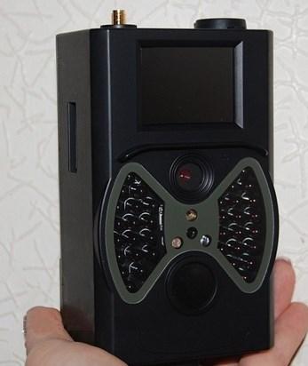 Уличная MMS 3G видеокамера