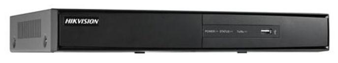 HD-TVI видеорегистратор HIKVISION 4 CHANNEL TURBO HD DVR 1080P Hybrid Recorders