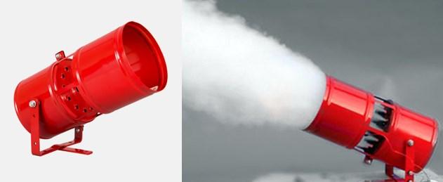 Модуль аэрозольного пожаротушения