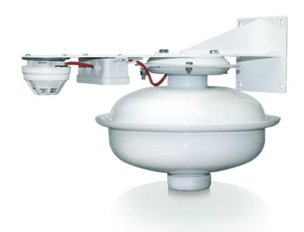 Автономный проводной модуль автоматического пожаротушения
