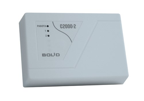 Болид с2000-2 контроллер