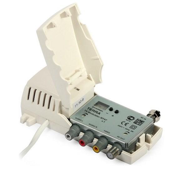 Модулятор TV сигнала модель Terra MT 47