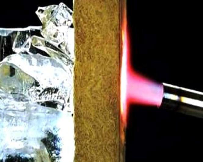 Выбор огнезащиты базальтовыми матами