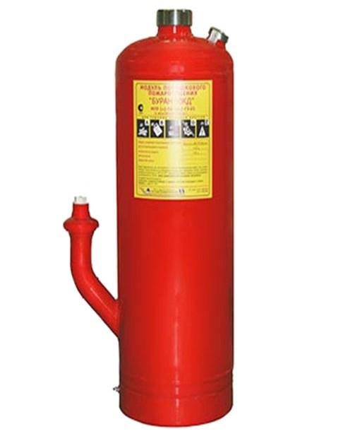 Противопожарный модуль Буран 50-КД