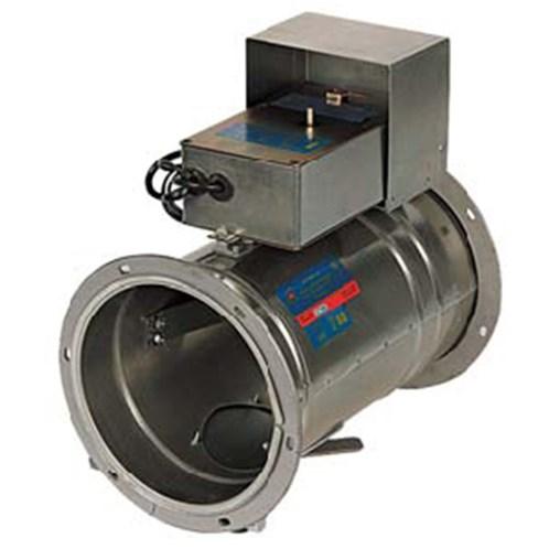 Огнезадерживающий клапан КЛОП 2 с приводом belimo