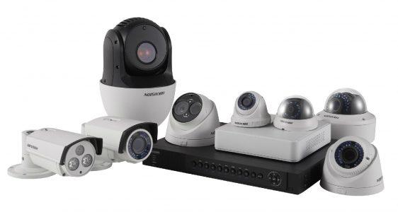 Широкий ассортимент оборудования для профессиональных и бытовых систем видеонаблюдения