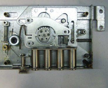 Механизм роторного типа