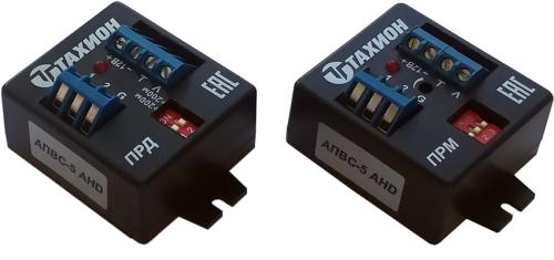 Аппаратура для передачи видео по витой паре, модель АПВС-5М