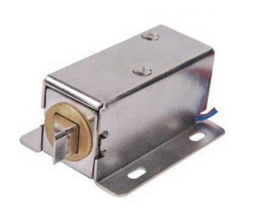 Электромеханическая защелка, модель модель Access Control Door Lock Electric