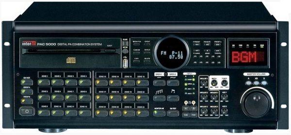 Цифровая комбинированная система оповещения - РАС5600