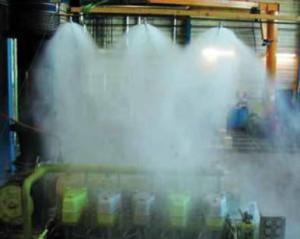 Обзор водяной системы пожаротушения