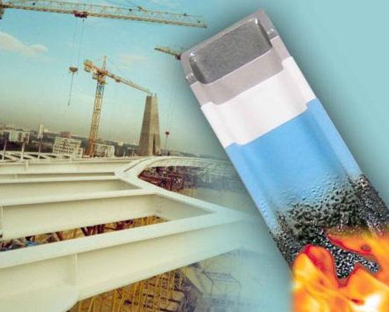 Чем покрывать металлоконструкции для защиты от огня