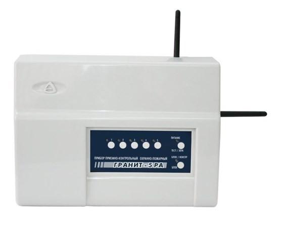 Контрольная панель с интегрированной GSM системой передачи и получения данных