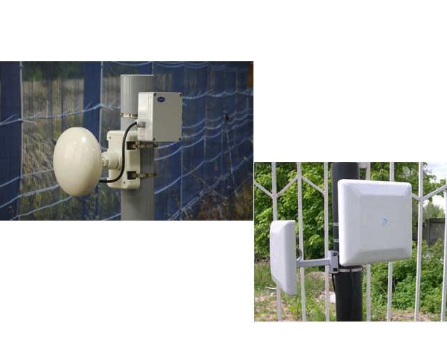 Устройства контроля периметра, модель dHant и Trezor-R