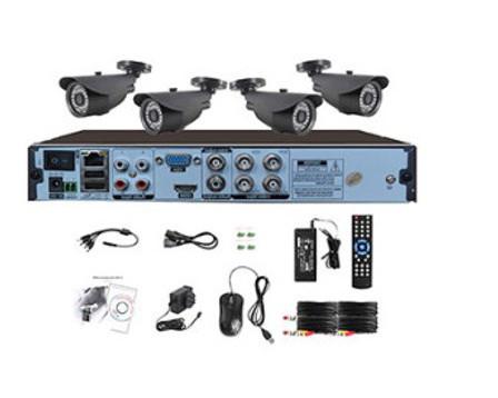 Выбираем комплект системы видеонаблюдения