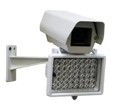 Камера с дополнительным ИК прожектором