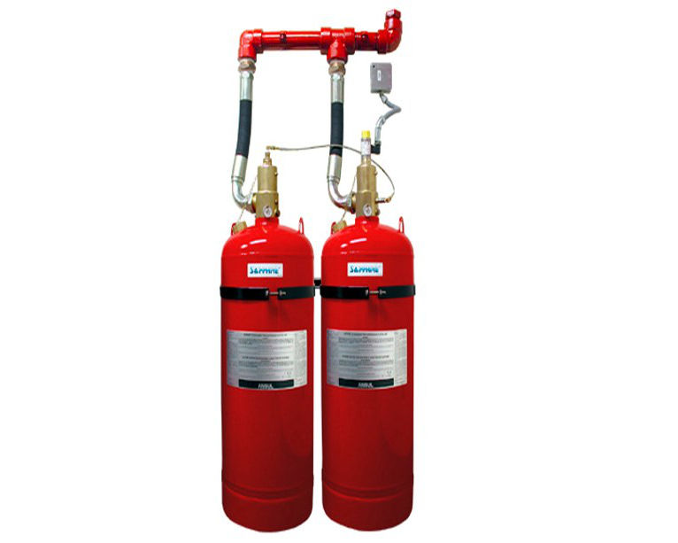 Модули газового пожаротушения фирмы Lpg