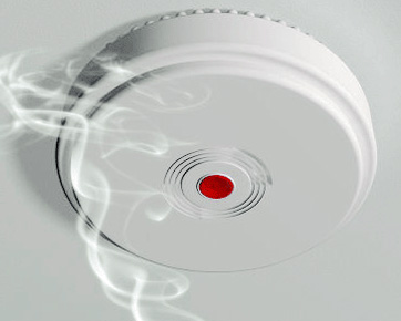 Индикаторы задымленности и пожарные сигнализаторы